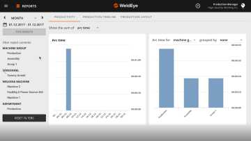 How to setup WeldEye for Welding Production Analysis