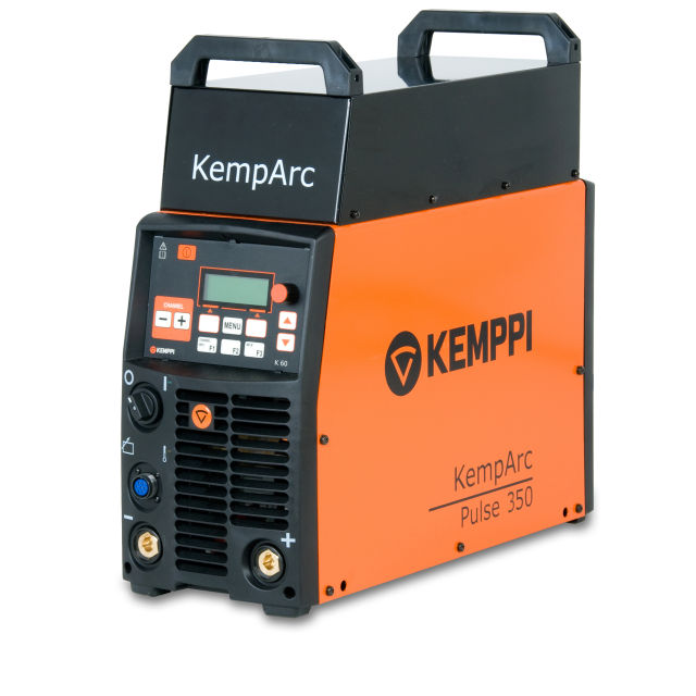 KempArc Pulse 350 Power source