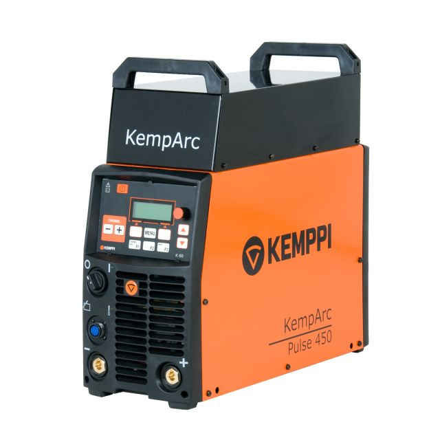 KempArc Pulse 450 Power source