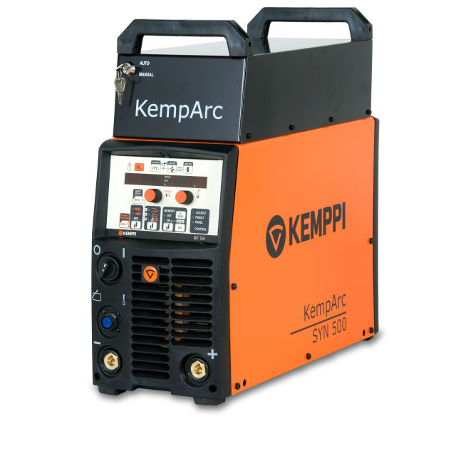 KempArc SYN 500 Power source