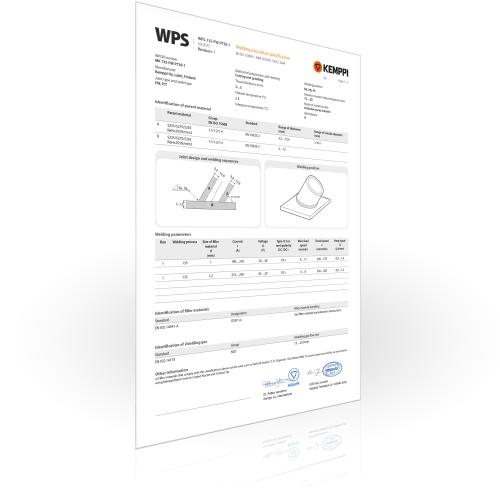 standard wps